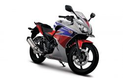 All New CBR 250R ABS – Three Colors