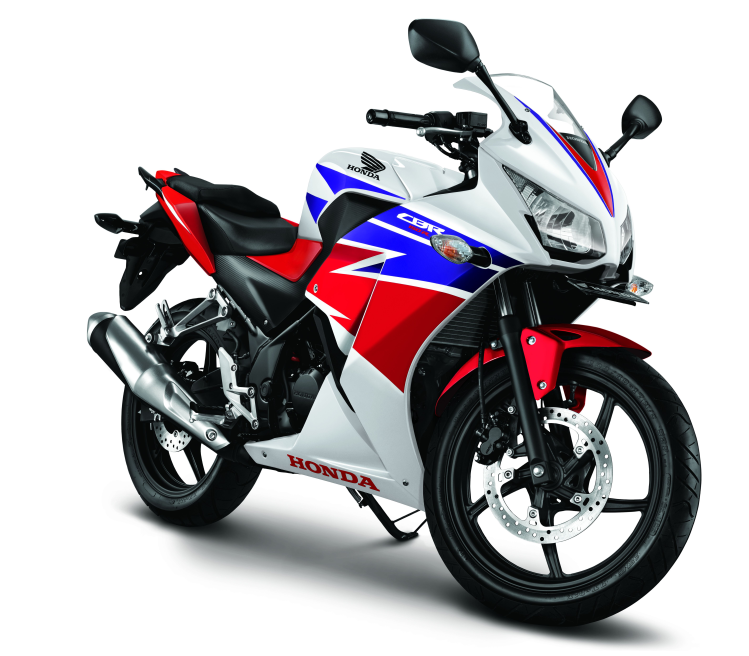 All New CBR150R – Honda Three Colors
