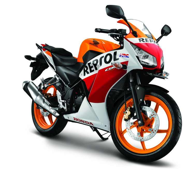 All New CBR150R – Special Repsol Edition