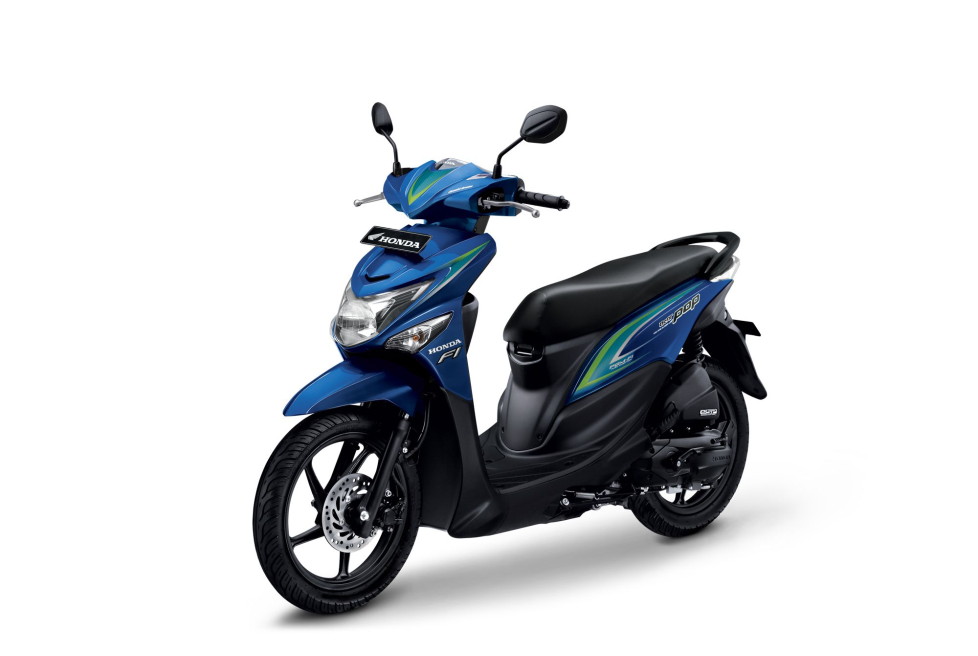 All New Honda BeAT POP eSP CBS ISS – Melody Blue