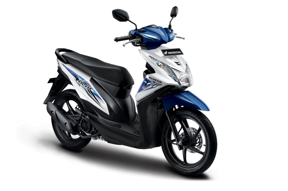 All New Honda BeAT eSP CBS ISS – Funky White