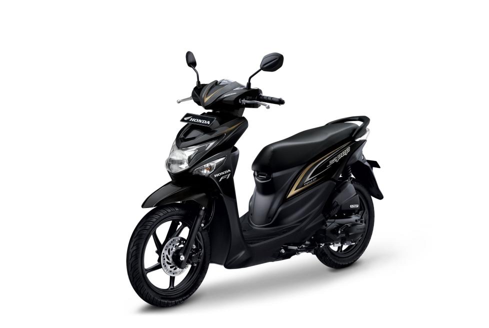 All New Honda BeAT eSP POP CW – Tone Black