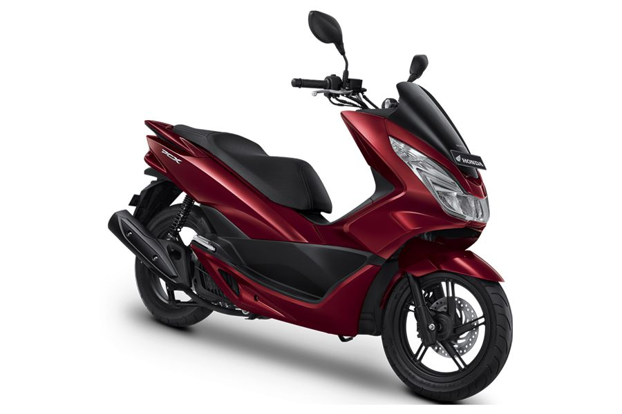 All New PCX – Luxury Red