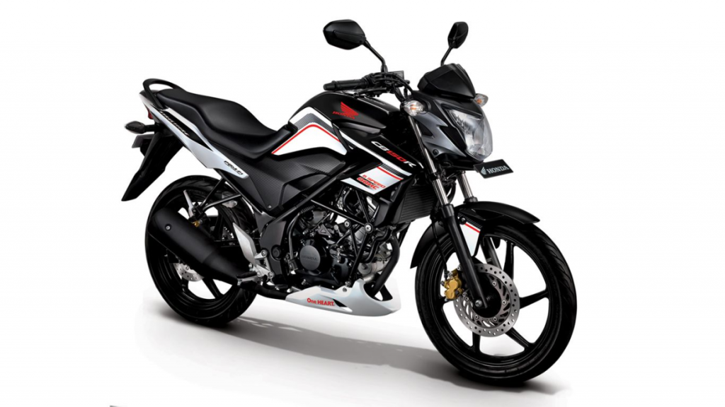 CB150R StreetFire Special Edition – Racing Black