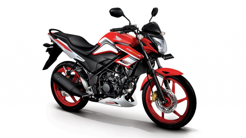 CB150R StreetFire Special Edition – Racing Red