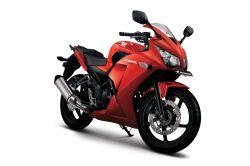 CBR 250 – Millenium Red