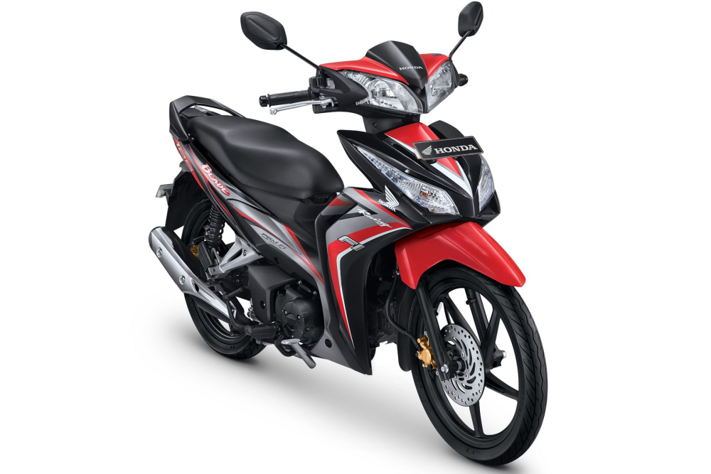 New Honda Blade 125 FI R – Winning Red