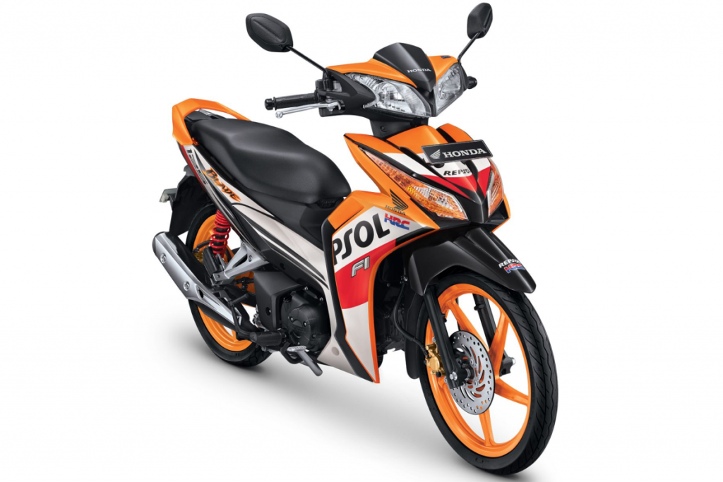 New Honda Blade 125 FI S – Special Racing Edition