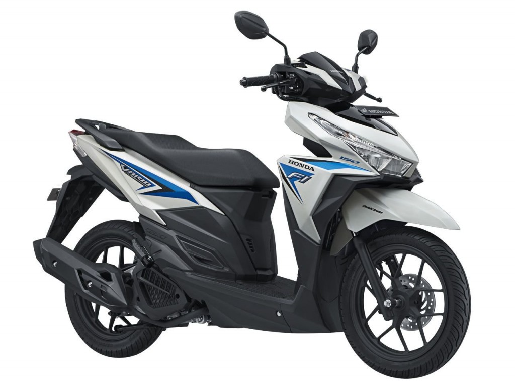 Vario 150 eSP Sporty – Sonic White Blue