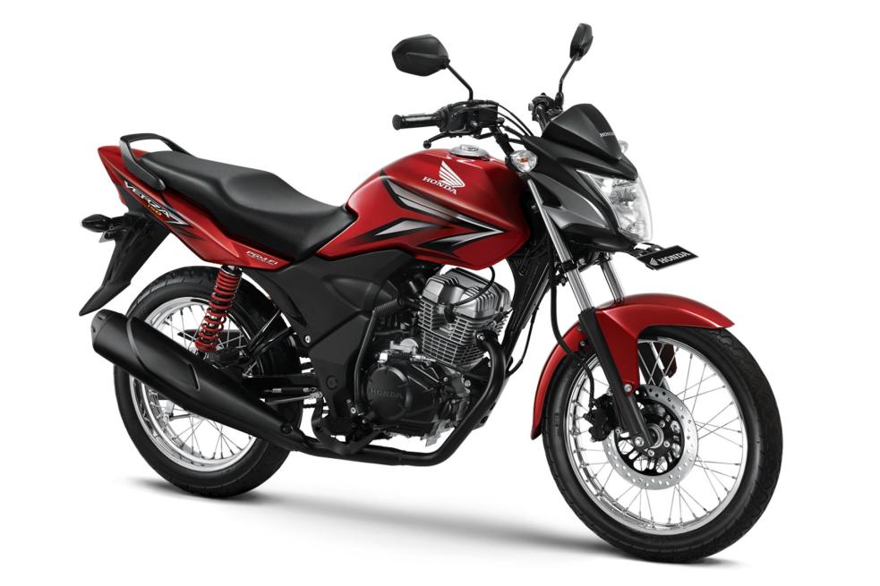 Verza 150 SW – Sporty Red