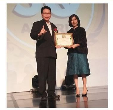 Photo penyerahan sertifikat